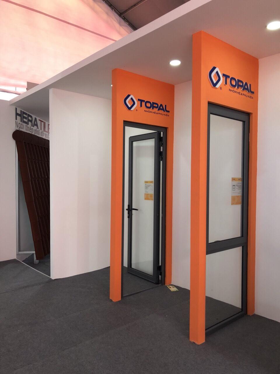 nhôm nhập khẩu đồng bộ topal của tập đoàn austdoor, Nhôm hệ cao cấp phụ kiện đồng bộ TOPAL của tập đoàn Austdoor, nhôm chống nước - cách nhiệt - chống ồn đến gần 100%, chất lượng, giá rẻ 1,8tr/m2.